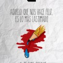 Grafito y Sangre