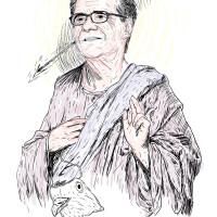 Fragmento de la intervención de Jotamario Arbeláez en la Cumbre mundial de Arte y Cultura para la Paz de Colombia