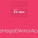 #HashtagsExLibris